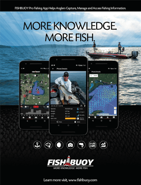FISHBUOY Pro Fishihng App for Lakes