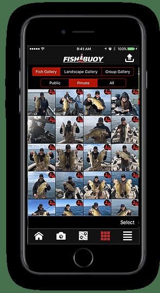 Fishing App - FISHBUOY Fishing Photo Gallery