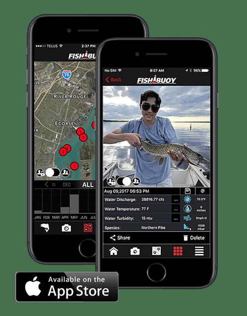 Fishing App - FISHBUOY for iOS