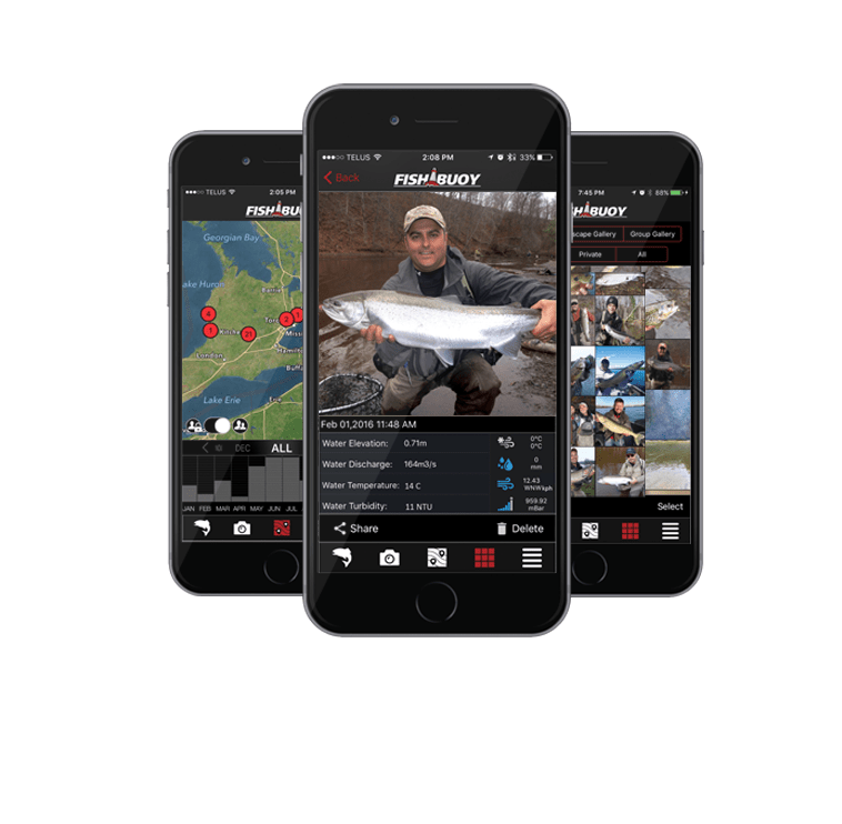 FISHBUOY Mobile - Fishing App